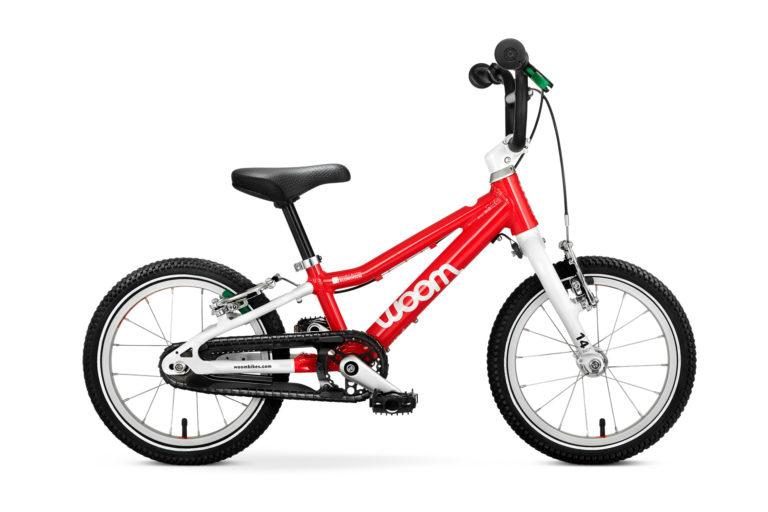 Bicicleta para niños Woom2